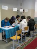 Kazakhstan prepares for the rush of voters