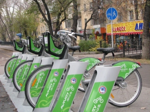 Almaty Bike Share Paul Bartlett