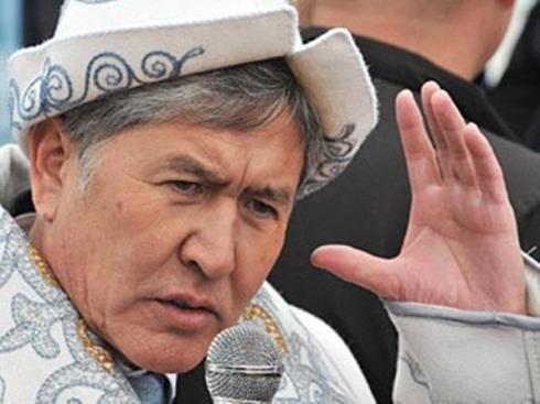Atambayev'den Kırgızca açıklaması